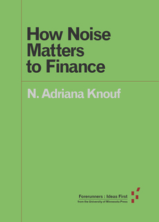 View How Noise Matters to Finance