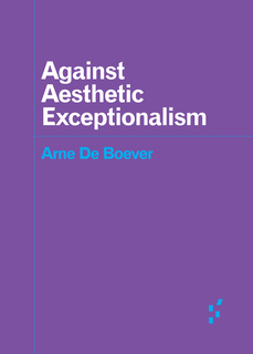 View Against Aesthetic Exceptionalism